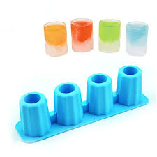 4 cavity long cool ice shooters shot glass ice mold maker bar party drink freeze mold 6725564 2019 5 49