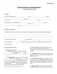 Simple House Rental Agreement Template 6 Beautiful Simple Home ...