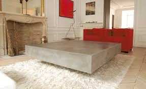 concrete tables and how to make your own diy