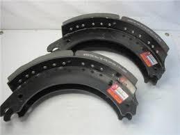 Details About 9263 Lot 2 Meritor Brake Shoes 3222 L 2196 Lining R403 Sr4034715qp Sr4034715qp
