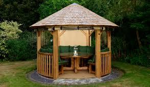 outdoor wooden gazebo garden wooden gazebo canopy quint garden wooden