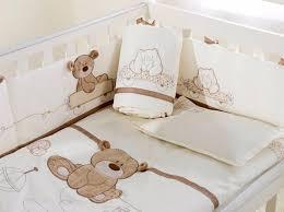 Cotton Baby Cot Bedding Set Newborn Cartoon Bear Crib Bedding ... & 7Pcs Cotton Baby Cot Bedding Set Newborn Cartoon Bear Crib Bedding  Detachable Quilt Pillow Bumpers Sheet Cot Bed Linen 4 Size Adamdwight.com