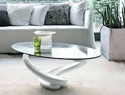 white glass coffee table oval in glass coffee tables plans gold glass coffee table wayfair