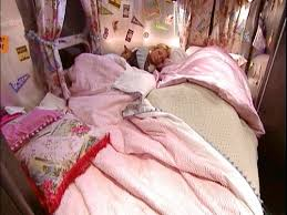 Sleeping Paris Hilton