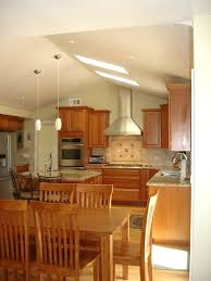 best home extraordinary pendant lighting for sloped ceilings on install lights sloping ceiling from to hang