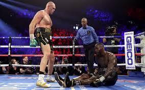 Tyson Fury beats Deontay Wilder: 'an ...