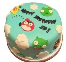 Angry birds Cake 2 kg Yo Surprise