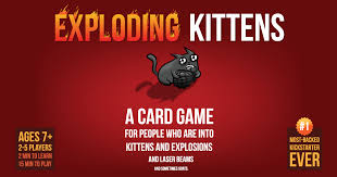 Exploding <b>Kittens</b> | A Card Game for People who are into <b>Kittens</b> and ...