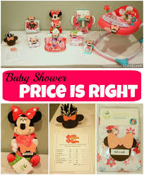 minnie mouse baby shower ideas events celebrate food for a girl diy themed game favors decoration cake