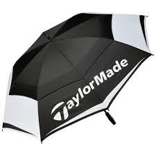 TaylorMade <b>TM17</b> Double Canopy Umbrella – Golf Warehouse NZ