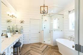 white wood tile flooring get the look vineyard cottage white wood plank porcelain tile whitewashed wood tile floors white kitchen cabinets wood tile floor