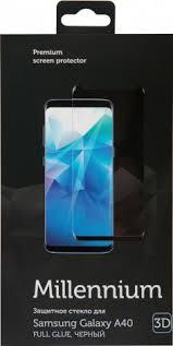 <b>Стекло защитное RedLine</b> Millennium <b>Samsung Galaxy</b> A40 3D ...