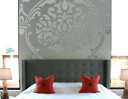 outstanding large wall stencils for painting large wall stencils with cool large wall stencil pattern for