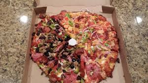 photo of round table pizza san leandro ca united states half king
