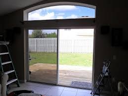patio door window tint