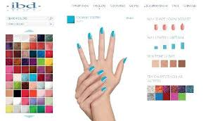 Ibd Colour Chart Nails Nail Polish Colors Nail Colors