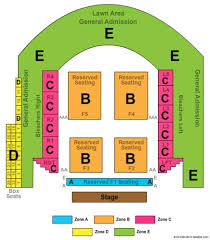 Outdoor Amphitheater At Ford Idaho Center Tickets In Nampa
