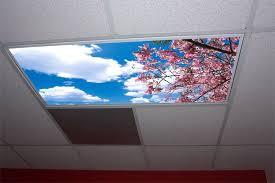 sky panel light fixture cover