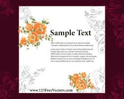 Invitation Cards Designs Free Download Eyerunforpoborg
