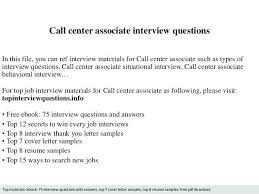 call center resume examples for freshers simple representative ...