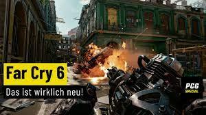Far Cry 6 | Die größten Neuerungen im Überblick - YouTube