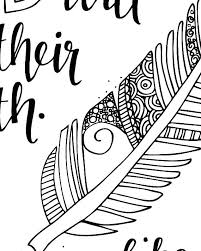 The Bible Coloring Pages Verse Best Of Printable Free With