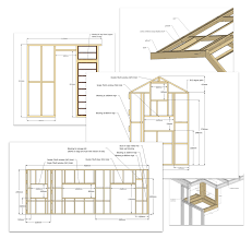 Small Picture Tiny House Plans Suitable For A Family of 4