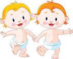 Поздравление с рождением сына двойняшек в прозе