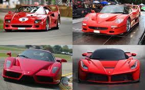 Debuting in 1987, the ferrari f40 specs were those of the quickest and most robust ferrari model of its time. By The Numbers Ferrari Laferrari Enzo F50 F40