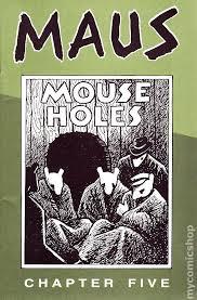 maus a survivors tale comic books maus a survivors tale 1980 1985 5