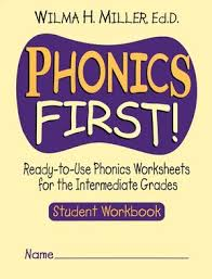 Writing and alphabet worksheets, a phonics workbook series and clipart. Phonics First Ready To Use Phonics Worksheets For The Intermediate Grades Student Workbook Wiley