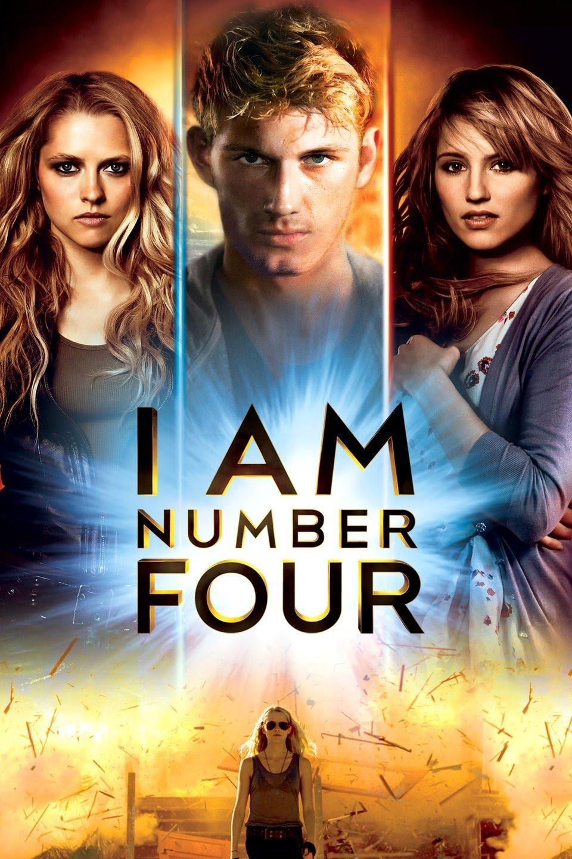 I Am Number Four 2011 Movie {Hindi-English} 480p | 720p | 1080p BluRay