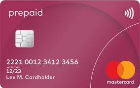 mastercard prepaid cards