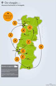 La mappa del portogallo in tutti i modi possibili, carta geografica portogallo da poter inserire in un documento per la ricerca scolastica ed universitaria. Cartina Portogallo