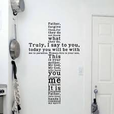 god vinyl quote wall decal sticker christian religious cross wall art home decor on wall art decals nz with christian wall art decals nz buy new christian wall art decals