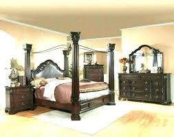 Full Size Canopy Bed Four Poster Bed Canopy Drapes White Full Size ...