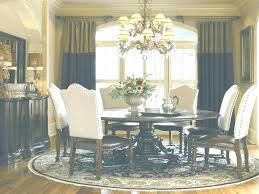 tiles colored dining room chairs