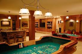traditional basement decorating and arrangement idea game room casino recreation room great basement rec room decorating