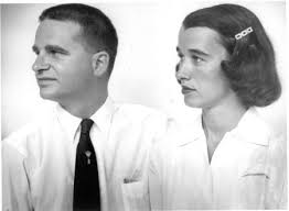 Robert and Beth Osgood Chanock - Faces of NIH