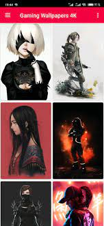 Gaming Wallpapers 4K for Android - APK ...