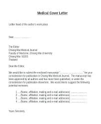 Cover Letter To Journal Editor Cover Letter Journal Editor Example Scientific Position Writer Job