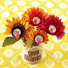 Turkey Flower Bouquet | 21 DIY Thanksgiving Crafts for Adults, see more at  https: