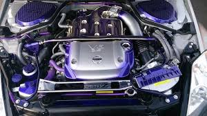 nissan 350z modified engine. Nissan Engine Bay Detailing Sports Cars Engineering Nova For Modified