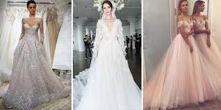 20 princess wedding dresses from bridal fashion week 2018