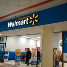 walmart store entrance.  Walmart Photo Of Walmart  Montreal QC Canada Entrance Supercentre  From Plaza To Store
