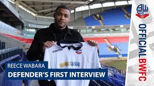 reece wabara defender s first interview reece wabara defender s first interview