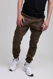 <b>Брюки URBAN CLASSICS Stretch</b> Jogging Pants (Olive, XL) | www ...