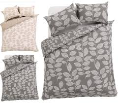 cotton rich duvet quilt cover percale bedding set all sizes 35 in stock