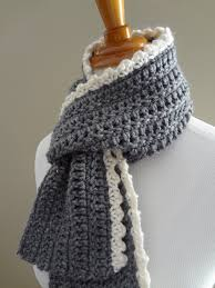 Crochet Scarf Pattern Free Awesome Free Crochet PatternIngrid Scarf Crochet Pinterest Crochet