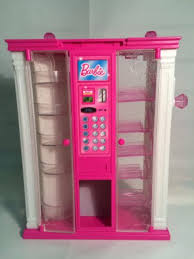 Barbie Vending Machine Classy Barbie Life In The Dreamhouse Accessory Vending Machine Clothing